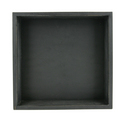 8x8 Shadow Box: Black