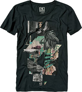 Dion Objects Tee (black) picture
