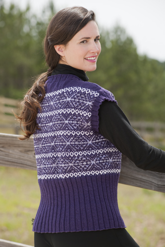 Gabrielle Fair Isle Cardigan picture