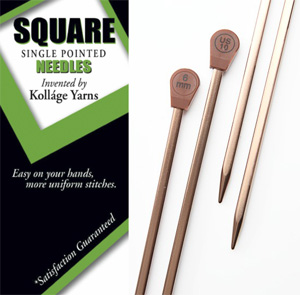 Square® Straight Knitting Needle - 10 inch (25.4cm) picture