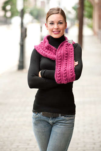 Twist of Fate Scarf picture