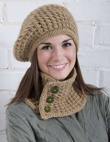 Catskill Cowl and Beret picture