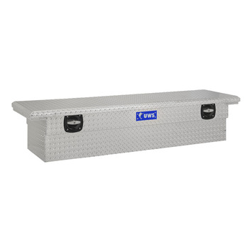 72&quot; Single Lid Crossover - Secure Lock Handle Low Profile picture
