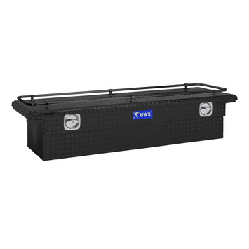 "72"" Secure Lock Crossover Truck Box with Low Profile & Rail picture"