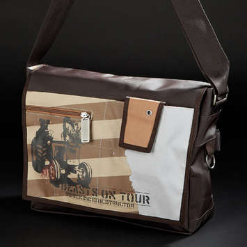 "Messenger Bag ""S"", large picture"