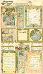 Baby Memories Vintage Cuts picture