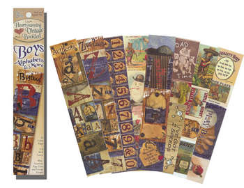 Boys Alphabets & More Vintage Booklet SALE! picture