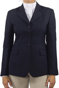 Navy Devon Show Coat-D8116