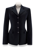 Black Palm Soft Shell Coat-D8330P