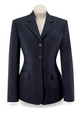 Navy Diana Show Coat-D8116W
