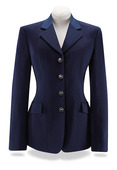 Navy Palm Soft Shell Coat-D8331PA