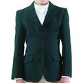 Green Hampton Show Coat-H8118