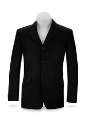 Black National Show Coat-N8117