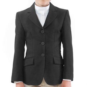 Black Hampton Show Coat-H8117 picture