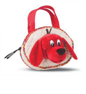 Clifford Fun Fashion Oval Purse picture