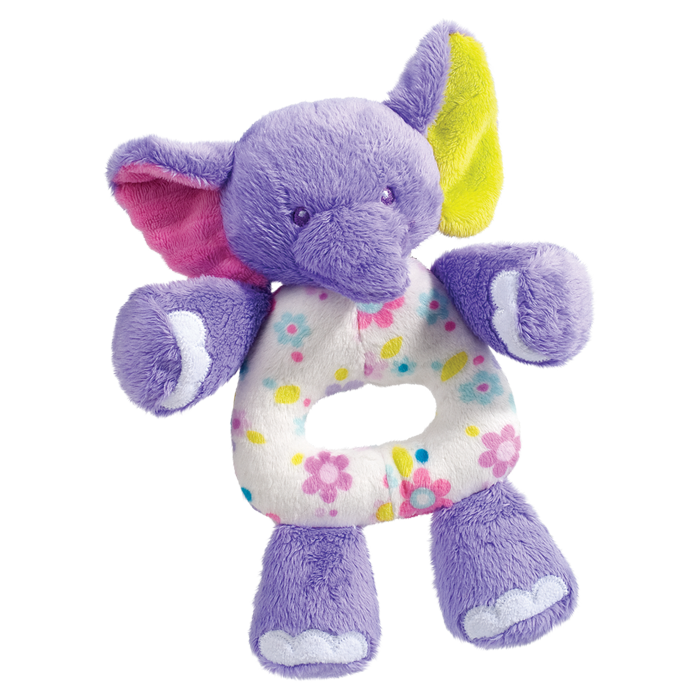 Douglas Toys - Playtivity Elephant Rattle