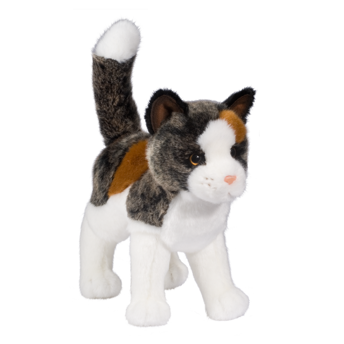 Douglas Toys - Reginald Calico/Tortie Cat