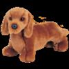 GRETEL RED DACHSHUND DOG