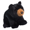 ALMOND BLK BEAR