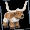 T-Bone Longhorn Steer