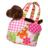 WHIMSY TOTE WITH CHOC. LAB