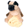 Muggins Cream Pug