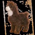Choco Llama, Llama - Alpaca