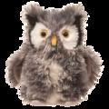 Agatha SILVER OWL