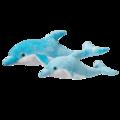 Silvie Blue Dolphin