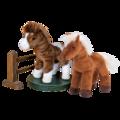 WARRIOR BLANKET APP HORSE