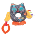 Playtivity Owl Hand Rattle