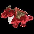 RUBY RED DRAGON