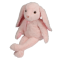Laurel Large Floppy Pink Bunny