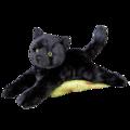 TUG BLK CAT