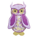 Owl Blossom Sillo