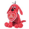 "Clifford-""Be Mine"" Heart"