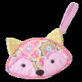 Pinky Fox Sillo-ette