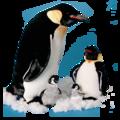 Orville Large Emperor Penguin