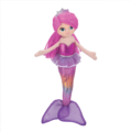Olivia Pink Mermaid