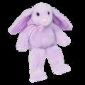 Pixie Floppy Lavender Bunny