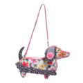 Pink Beauty Dachshund Sillo