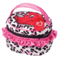 CLIFFORD PINK LEOPARD WHATEVER SAK