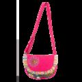 Flower Sparkle Crossover Bag