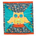 Playtivity Owl Activity Blanket