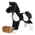 RUNNER BLK/WHT PAINT FOAL