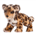 Spatter Leopard Cub