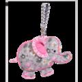Daisy Elephant Sillo-ette