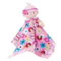 Cora Pink Butterfly Baby Lil' Snuggler