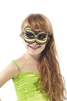 FANTASY BUMBLE BEE MASK picture
