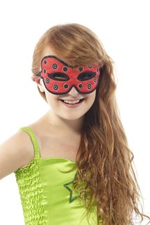 FANTASY LADYBIRD MASK picture
